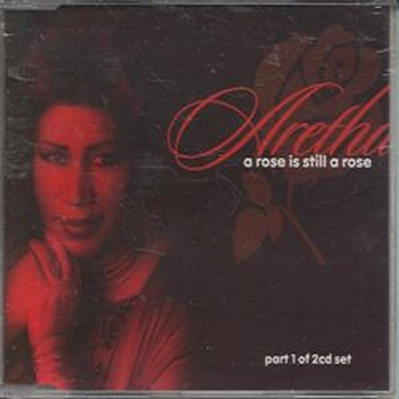 arista Other - Aretha Franklin A Rose is... 5 Track Promo PS CD